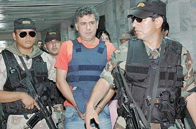 Folha señala a Pavão como el  nuevo capo de la frontera