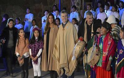Argentina: Macri encabeza festejos por el Bicentenario