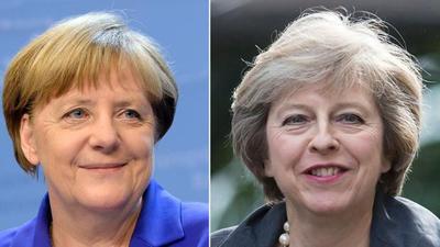 May llama a los líderes europeos y pide tiempo para negociar el Brexit