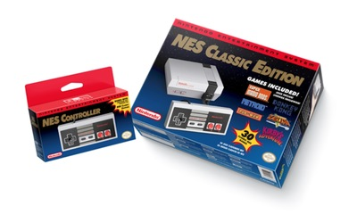 Nintendo relanzara la NES