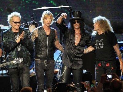 Más de USD 300 cuestan las entradas para Guns N Roses en Perú