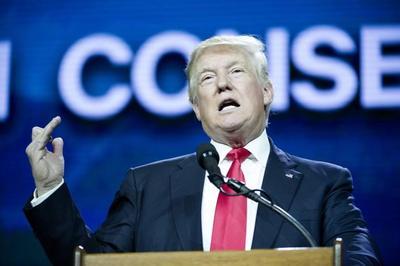 Trump proclamado candidato a la presidencia de EEUU