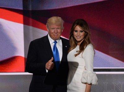 Melania, esposa de Trump, copió el discurso de Michelle Obama