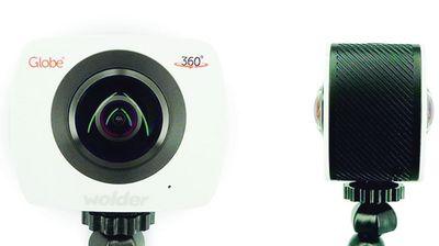 La nueva cámara deportiva 360º es capaz de grabar 4k