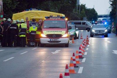 Sube a ocho la cifra de muertos en Alemania
