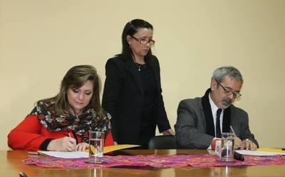 SENATUR y Fundación Paraguay Poderoso firmaron convenio