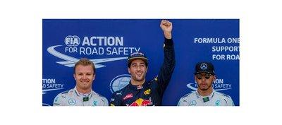 Daniel Ricciardo alcanza su primera pole en Mónaco
