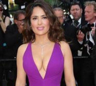 "Salma Hayek participará en la película ""Beatriz At Dinner"""