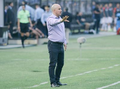 Jubero analiza el empate ante Cerro Porteño