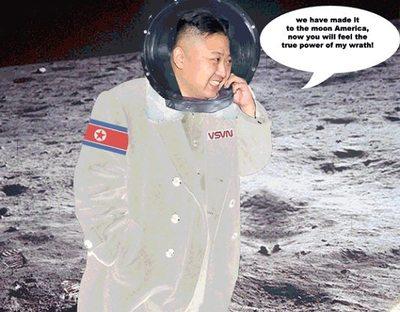 Corea del Norte piensa ahora en ir a la Luna