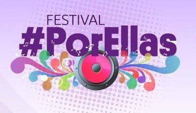 Festival #PorEllas se prepara para noche asuncena