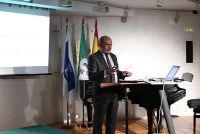 Juan Carlos Dos Santos en encuentro mundial de directores