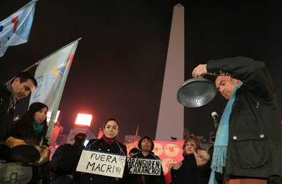 En Argentina un 76% piensa que va mal la economía