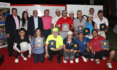 Copa República Dominicana de golf premió a sus ganadores