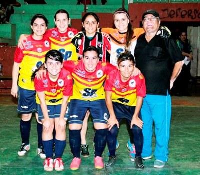 Autonóma juega mañana ante Atlante de Bolivia por la Libertadores