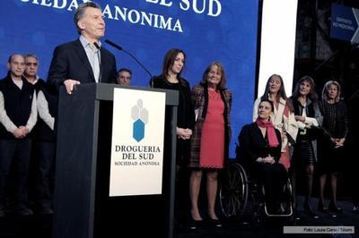 Macri dice que con su Gobierno se han invertido 35.000 millones en empresas