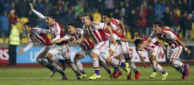 Fechas confirmadas para el primer combo de Paraguay
