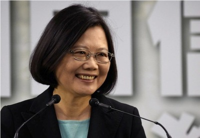Presidenta taiwanesa promete nueva estrategia militar y reforma de pensiones