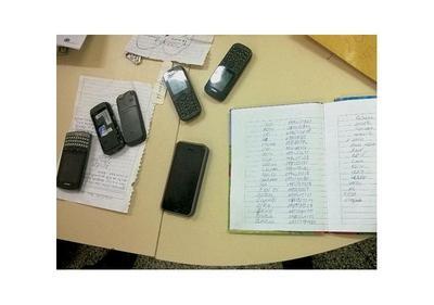 Comandante del EPP  extorsiona por celular y consigue G. 200.000