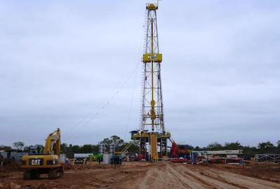 Consorcio petrolero pospone su exploración para el próximo año