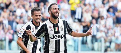 Juventus vence al Sassuolo y ya se enfoca en el Sevilla