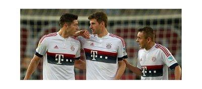 El Bayern despide el año con victoria y el Dortmund pierde