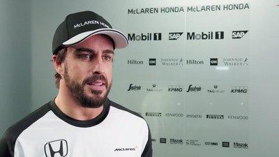 """Alonso: """"En las últimas carreras hemos sido constantes"""""""