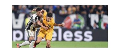 El Sevilla consigue un sufrido punto en Turín
