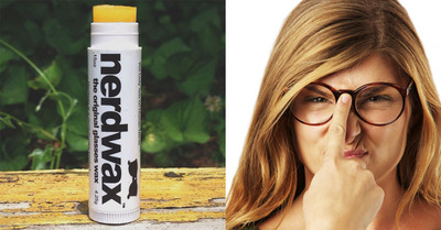 ¿Aburrido de que se te caigan tus lentes? Llegó la solución para siempre
