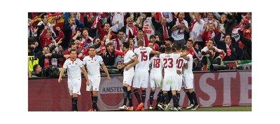 El Sevilla logra su quinto título, el tercero consecutivo