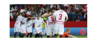 El Sevilla, rey de la Europa League, accede a otra final