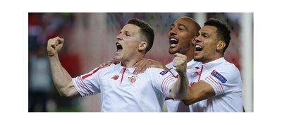 Sevilla accede a su tercera semi en tanda de penales