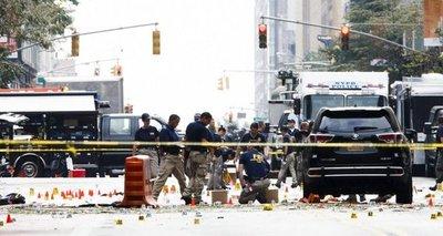 """Nueva York investiga """"acto de terror"""" aún sin conexiones externas"""