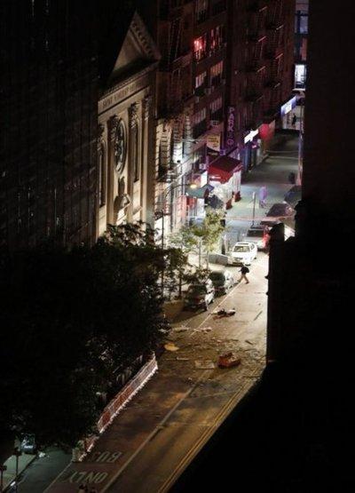Bomba en Nueva York a días de Asamblea de ONU