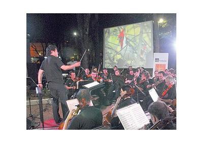 Concierto gratuito sobre  aves en la música del Paraguay