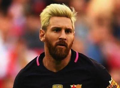 """Lionel Messi es imprescindible"""
