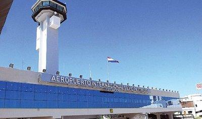 Vuelos demorados en el Aeropuerto Silvio Pettirossi