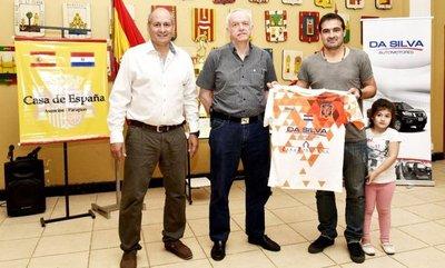 Casa España juega en Rosario