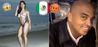 Productor Mexicano Trató A Fabi Martínez De Mentirosa E Irresponsable