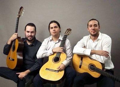 """Mbarakatrío lanza """"En el Paraná"""", con concierto"""
