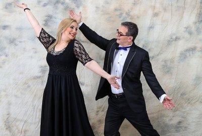 Circo musical con César Vinader y Clara Franco