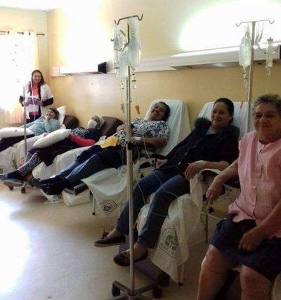 Hospital Nacional busca prevenir cáncer de mama