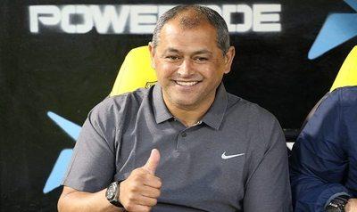 """""""El penal de Villar sirvió para ganar"""", he'i Arce"""