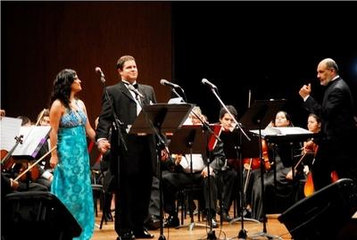 Colegio Nuestra Señora del Rosario festeja sus 50 años con la Sinfónica Nacional