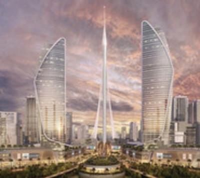 Comienza en Dubái la construcción del rascacielos más alto del mundo
