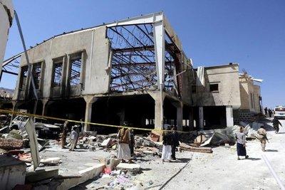 ONU anuncia alto al fuego de 72 horas en Yemen