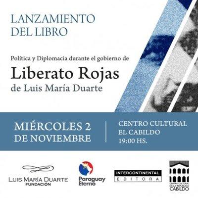 Presentan libro póstumo de Luis María Duarte