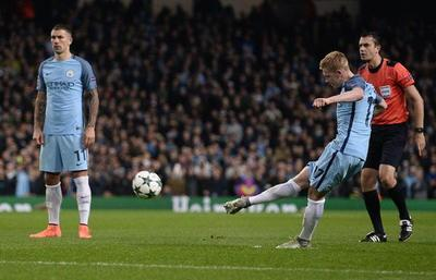 Manchester City derrota al Barcelona en Champions