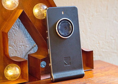 Kodak Ektra. reinventando las cámaras-smartphones