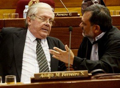 No hubo ningún acuerdo con cartistas, asegura Senador Ferreiro